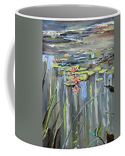 Still Waters Coffee Mug by Donna Tuten