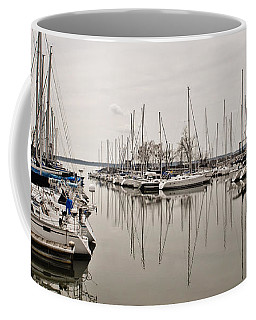 Coffee Mug featuring the photograph Still Waters by Greg Jackson