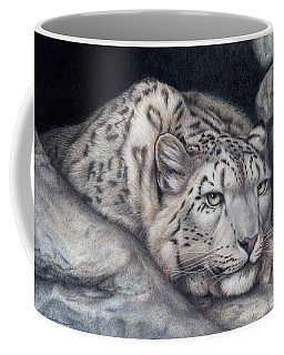 Stillnes Like A Stone Coffee Mug by Pat Erickson