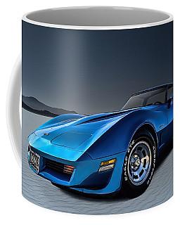Stingray Blues Coffee Mug