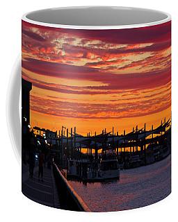 Stockton Sunset Coffee Mug