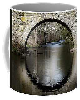 Coffee Mug featuring the photograph Stone Arch Bridge by Ericamaxine Price