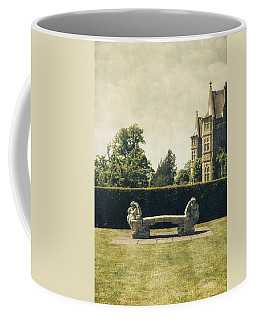 Stone Bench Coffee Mug