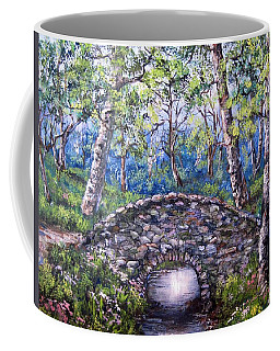 Stone Bridge 2 Coffee Mug by Megan Walsh