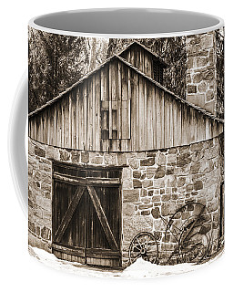 Stone Cabin 2 Coffee Mug