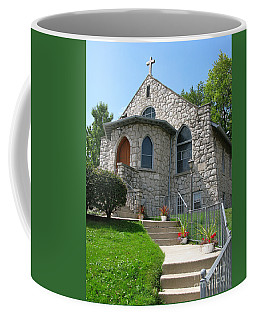 Stone Church Coffee Mug