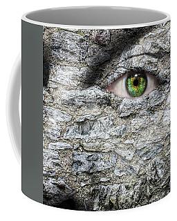 Stone Face Coffee Mug