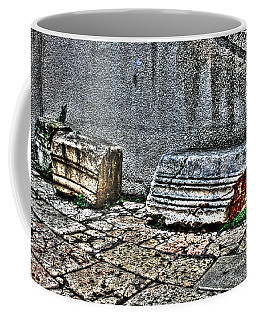 Coffee Mug featuring the photograph Holy Rocks In Israel by Doc Braham