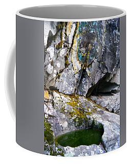 Stone Pool Coffee Mug