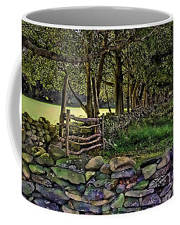 Stone Walled Coffee Mug