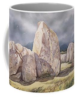 Stones Of Castlerigg Coffee Mug