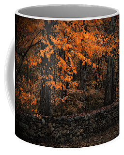 Stonewall In Autumn Coffee Mug by GJ Blackman