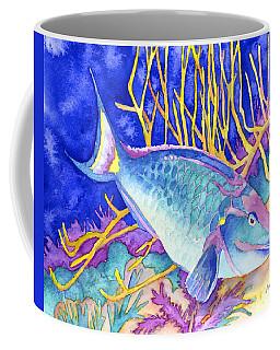 Stoplight Parrotfish Coffee Mug