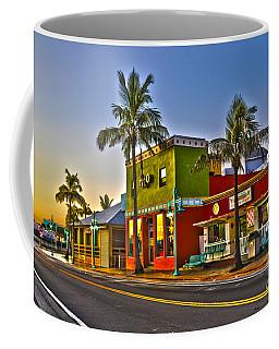 Store On Fort Myers Beach Florida Coffee Mug