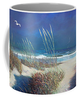 Storm At Sea Coffee Mug