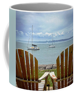 Storm Coming Coffee Mug by Mike Ste Marie