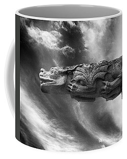 Storm Dragon Coffee Mug