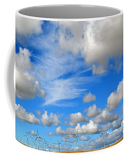 Storm Is Over Coffee Mug