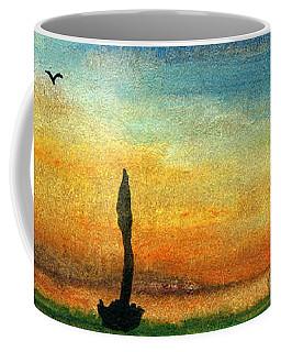 Storm On The Horizon Coffee Mug