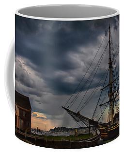 Storm Passing Salem Coffee Mug