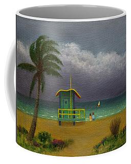 Storm Watchers Coffee Mug