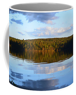 Stormclouds Scatter Coffee Mug by David Porteus