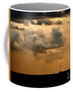 Storm's A Brewing Coffee Mug by Steven Reed