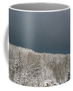Coffee Mug featuring the photograph Storm's A'brewin' by David Porteus