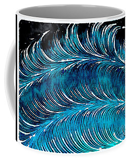 Storms At Sea Coffee Mug