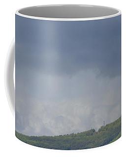 Storm's Coming  Coffee Mug by Christina Verdgeline