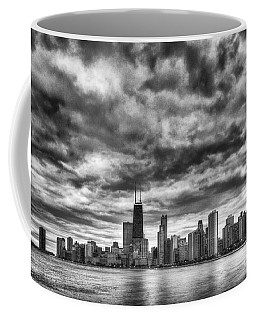 Storms Over Chicago Coffee Mug