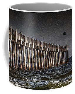 Stormscape Coffee Mug by Sennie Pierson