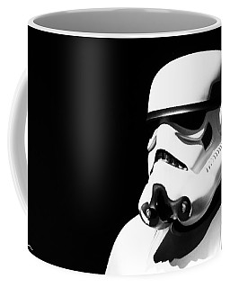 Stormtrooper Coffee Mug by Chris Thomas