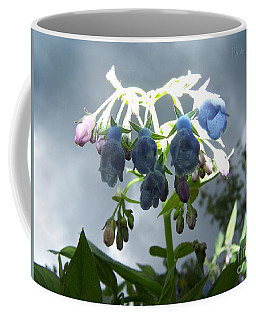 Stormy Bluebells Coffee Mug