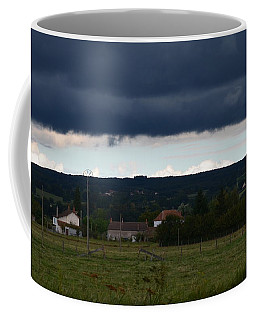 Stormy Countryside Coffee Mug