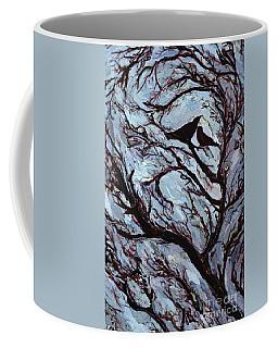Stormy Day Greenwich Park Coffee Mug