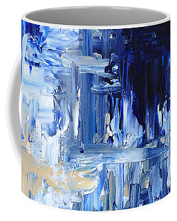 Stormy Waves Coffee Mug