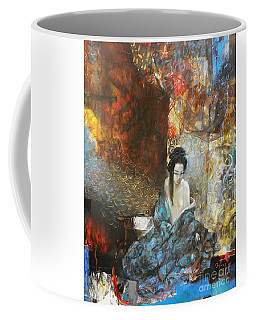 Story In The Chambers Coffee Mug