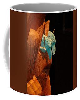 Story Pole Coffee Mug