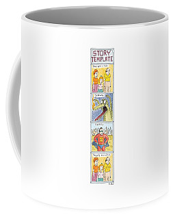 Story Template Coffee Mug