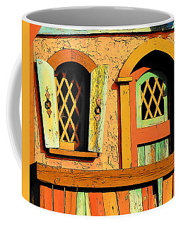 Storybook Window And Door Coffee Mug
