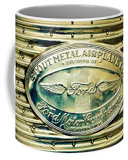 Stout Metal Airplane Co. Emblem Coffee Mug