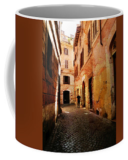 Strade Di Ciottoli Coffee Mug by Micki Findlay