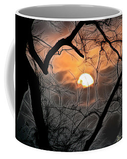 Strange Morning Coffee Mug by EricaMaxine  Price