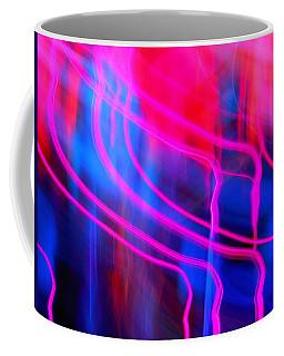 Strange Pink Coffee Mug