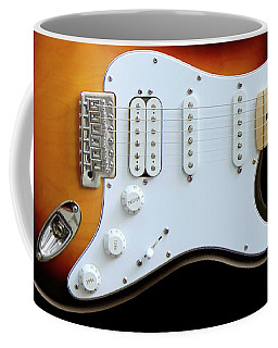 Electric Guitar 1 Coffee Mug