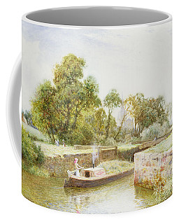 Stratford Lock Coffee Mug