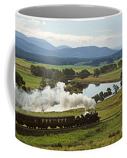 The Strathspey Railway Coffee Mug