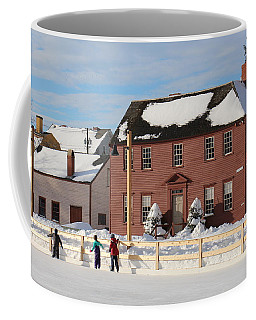 Strawberry Banke Portsmouth  Coffee Mug