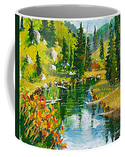 Strawberry Reservoir Coffee Mug